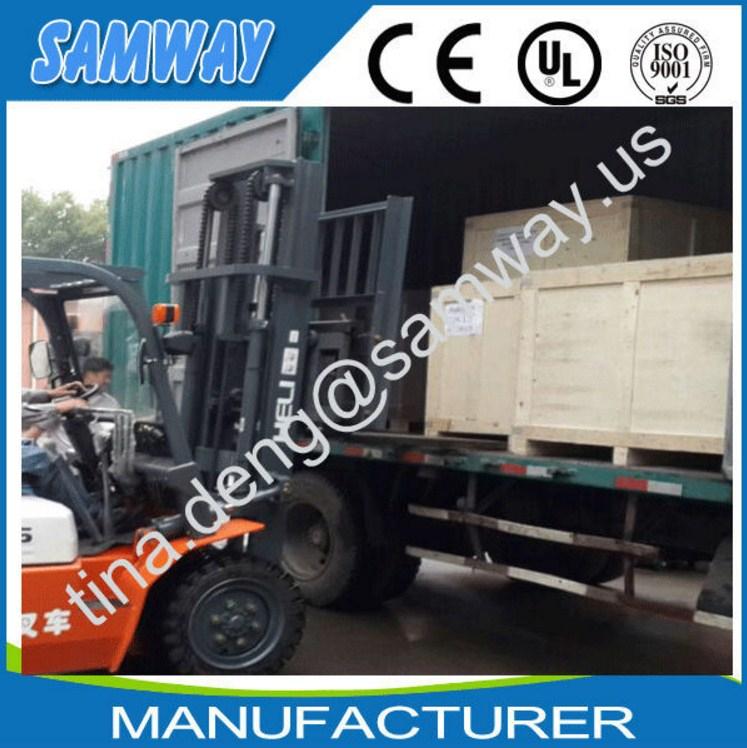 Ручной станок для обжима РВД SAMWAY P16HP (108-135) - 9