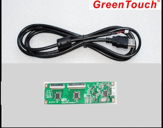 """Сенсорный емкостной экран 21,5"""" GreenTouch GT-CTP21.5, мультитач, USB (133-116) - 2"""