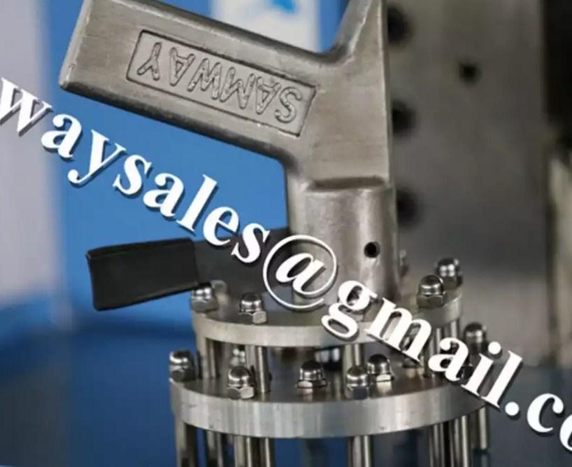 Обжимной станок РВД производственный - SAMWAY FP145 (108-162) - 3