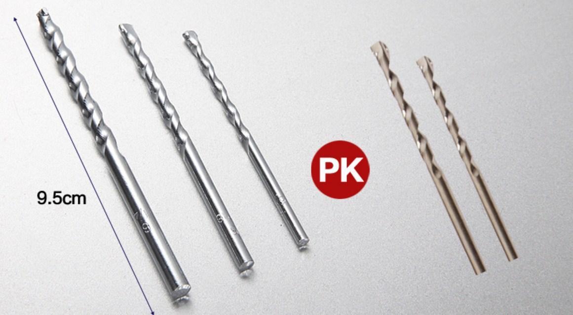 Набор инструментов с дрелью KEMAISI (131-111) - 8