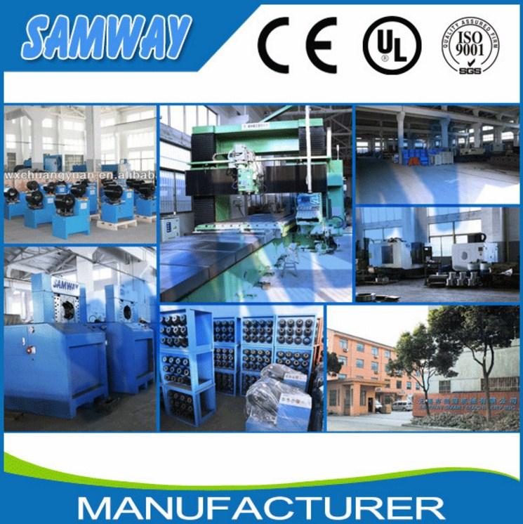 Ручной станок для обжима РВД SAMWAY P16HP (108-135) - 10