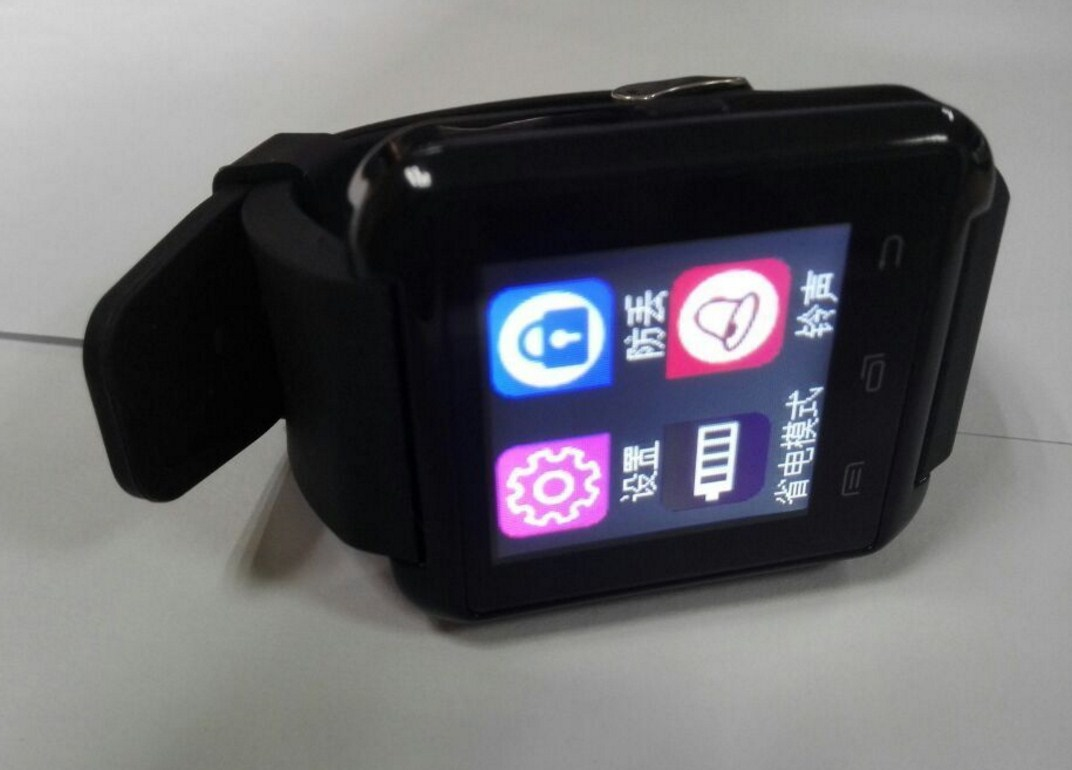 Смарт часы Bluetooth U8 Smart Watch MTK6261 (123-100) - 5