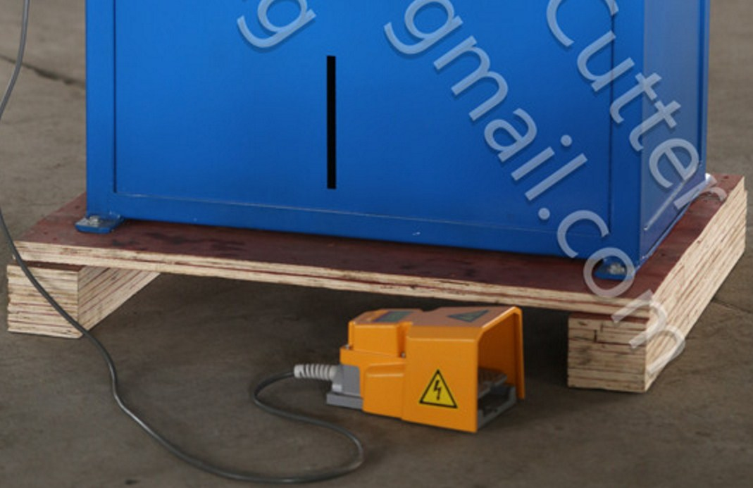 Отрезной станок для РВД SAMWAY C400A (108-182) - 6
