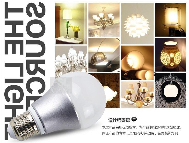 Светодиодные лампы LED-A55-E27 (101-202-2) - 6