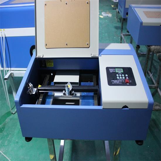 Лазерный гравировальный мини - станок FST-3020 (103 -124) - 1