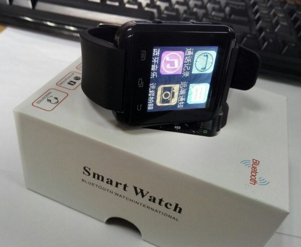 Смарт часы Bluetooth U8 Smart Watch MTK6261 (123-100) - 8