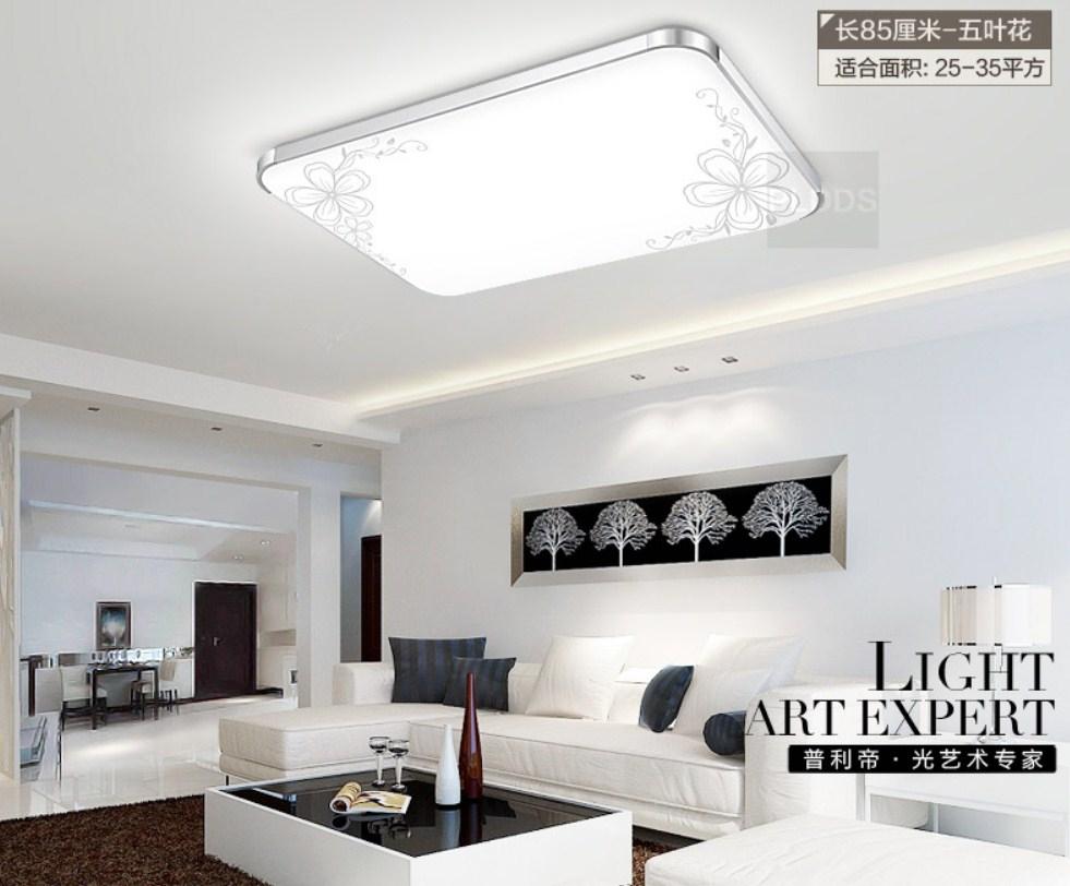 Светодиодные потолочные светильники LED-2305 (101-233) - 2