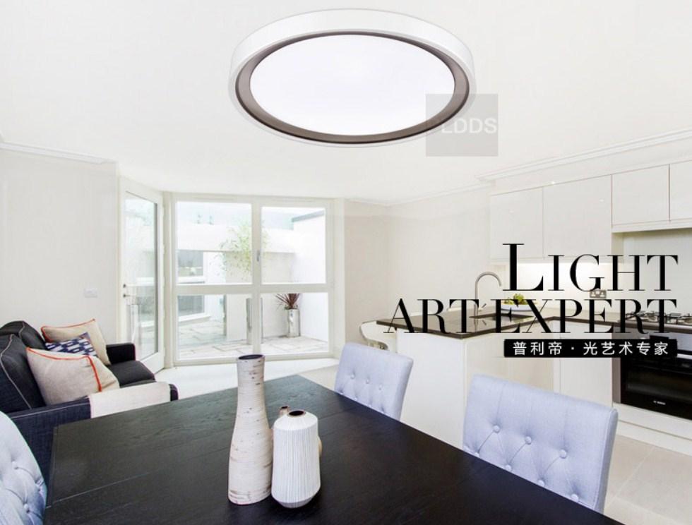 Светодиодный потолочный светильник LED-9056 (101-250) - 4