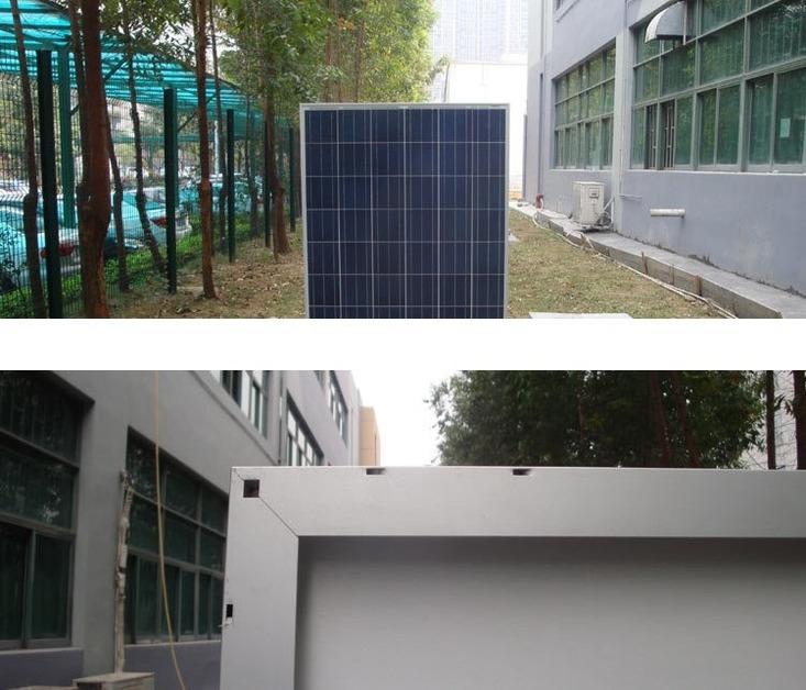 Поликристаллическая солнечная панель PV250 250 Вт (109-100) - 4