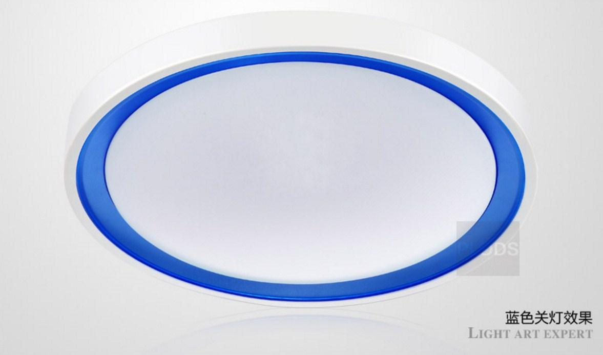 Светодиодный потолочный светильник LED-9056 (101-250) - 6