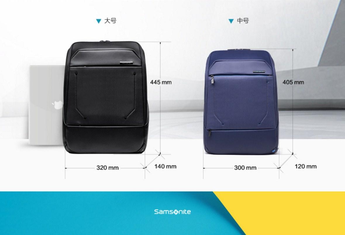 Сумка-рюкзак унисекс Samsonite URBANARC (127-106) - 3