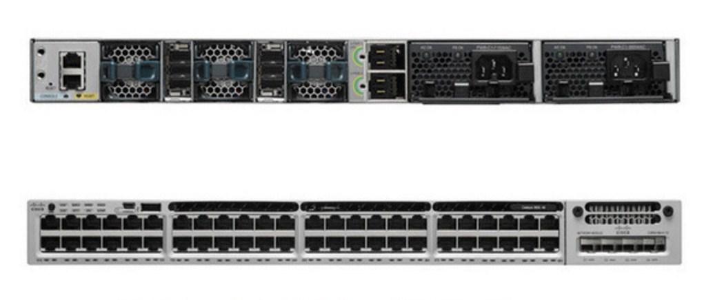 Коммутатор Cisco Catalyst C3850-48T-S (134-109) - 2