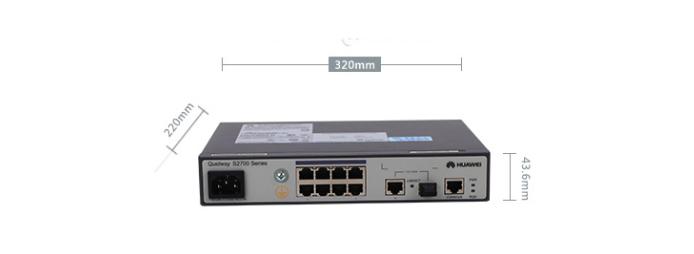 Коммутатор Huawei S2700-9TP-PWR-EI (134-113) - 2