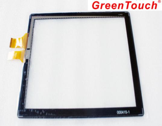 "Сенсорный емкостной экран 12,1"" GreenTouch GT-CTP12.1, USB (133-115) - 2"