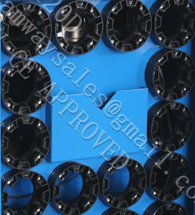 Обжимной станок РВД производственный - SAMWAY FP120D (108-164) - 4