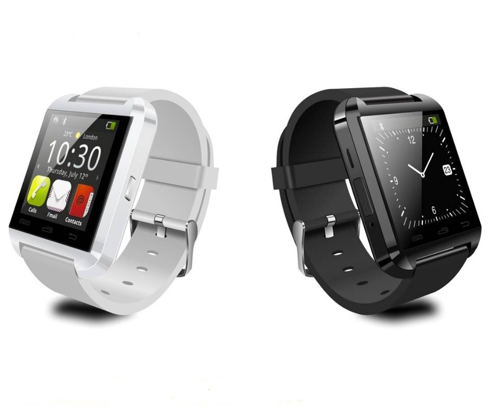 Смарт часы Bluetooth U8 Smart Watch MTK6261 (123-100) - 4