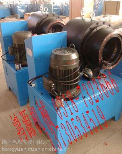 Станок для обжима РВД Hongyuan DSG-102 (108-151) - 1