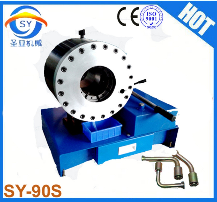 Ручной станок для обжима РВД SY-90S 51mm (108-128) - 2