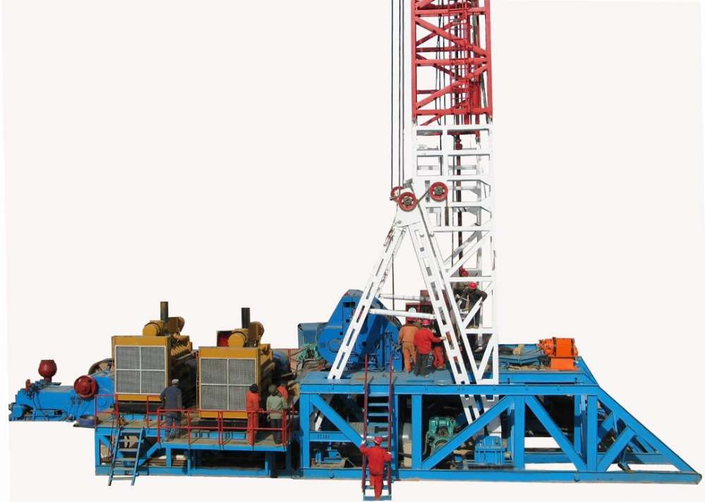 Бурильные установки для бурения скважин и буровые станки - 1