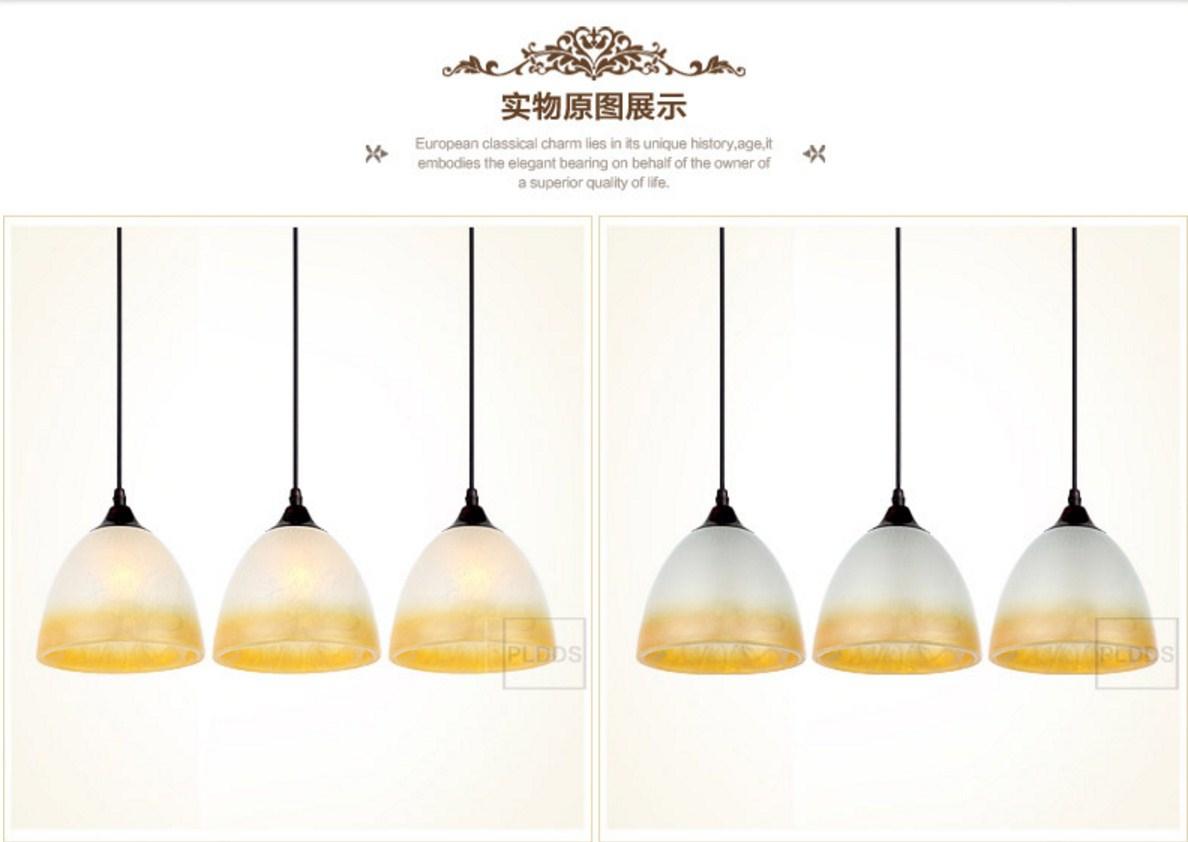 Тройной потолочный светильник Plymouth Dili Lighting LED-5101 (101-249) - 10