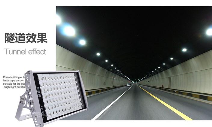 Светодиодный светильник прожектор LED Qingyu 28W-196W (115-106) - 9