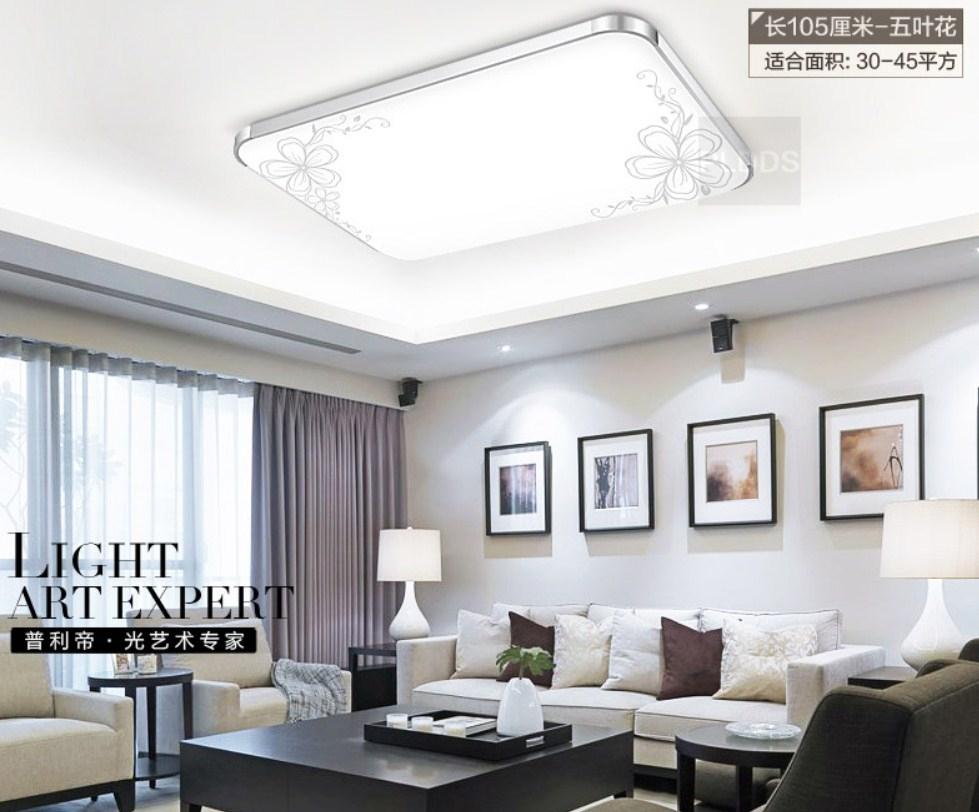 Светодиодные потолочные светильники LED-2305 (101-233) - 1