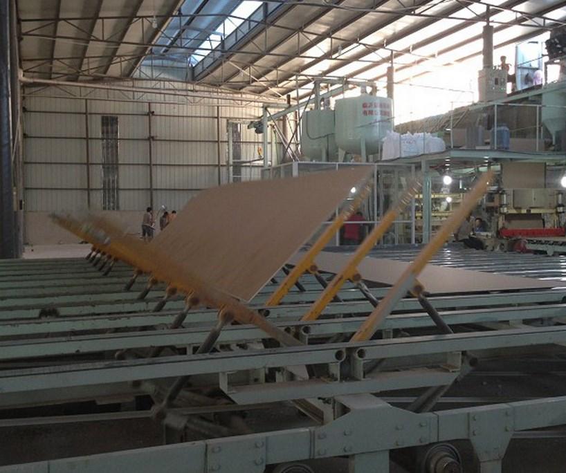 Линии по производству гипсокартона - 1
