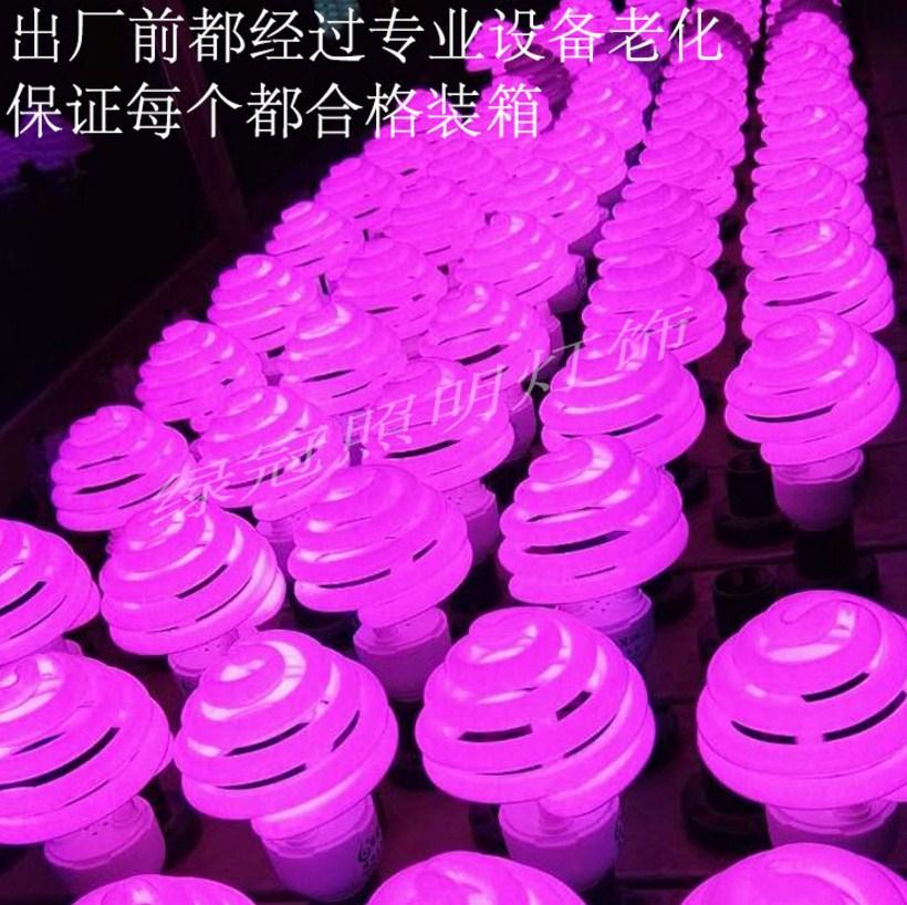 Энергосберегающая лампа для роста растений и абажур Lugal Lighting lg-szd-36-E27 (112-123) - 16
