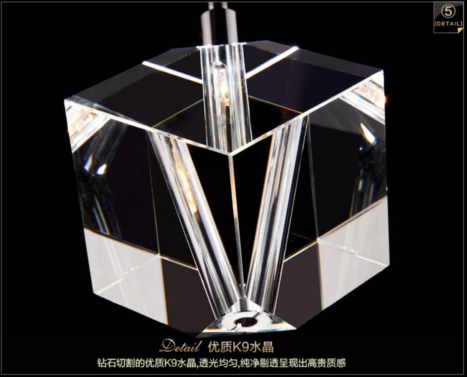 Потолочный светильник Plymouth Dili Lighting Crystal LED-5780-5 (101-239) - 10