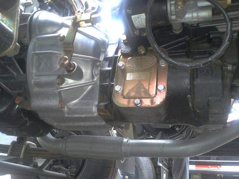Двигатель дизельный ФОТОН BJ493ZLQ3 на базе ISUZU (106-104) - 2