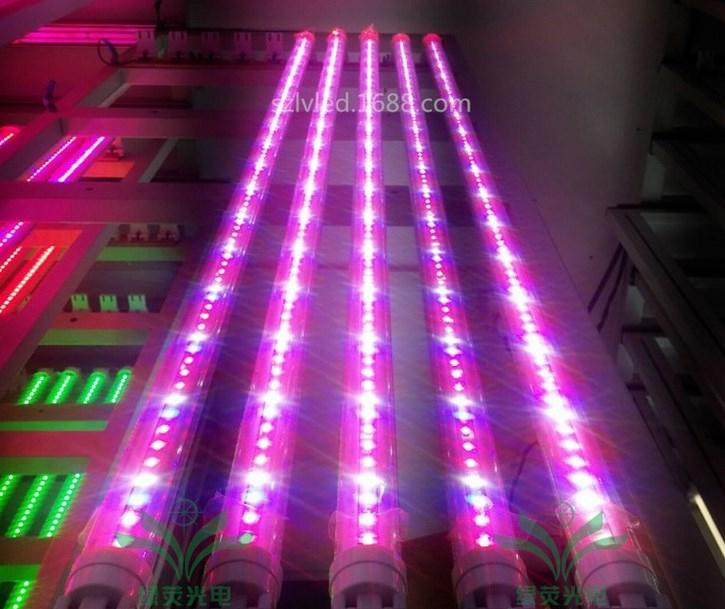 Светодиодная лампа для роста растений LED Lvyingguangdian T8-9W-23W (112-116) - 2