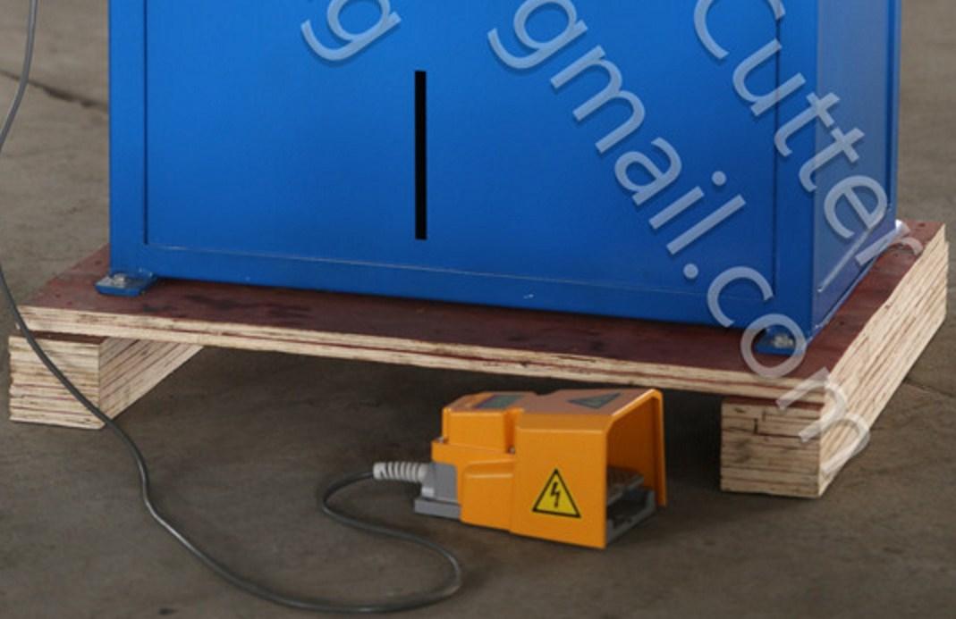 Отрезной станок для РВД SAMWAY C400 (108-140) - 5