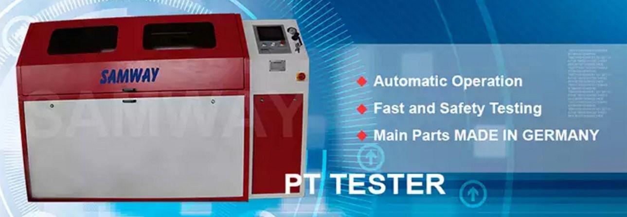 Стенд для испытания РВД - SAMWAY PT1800 (108-195) - 1
