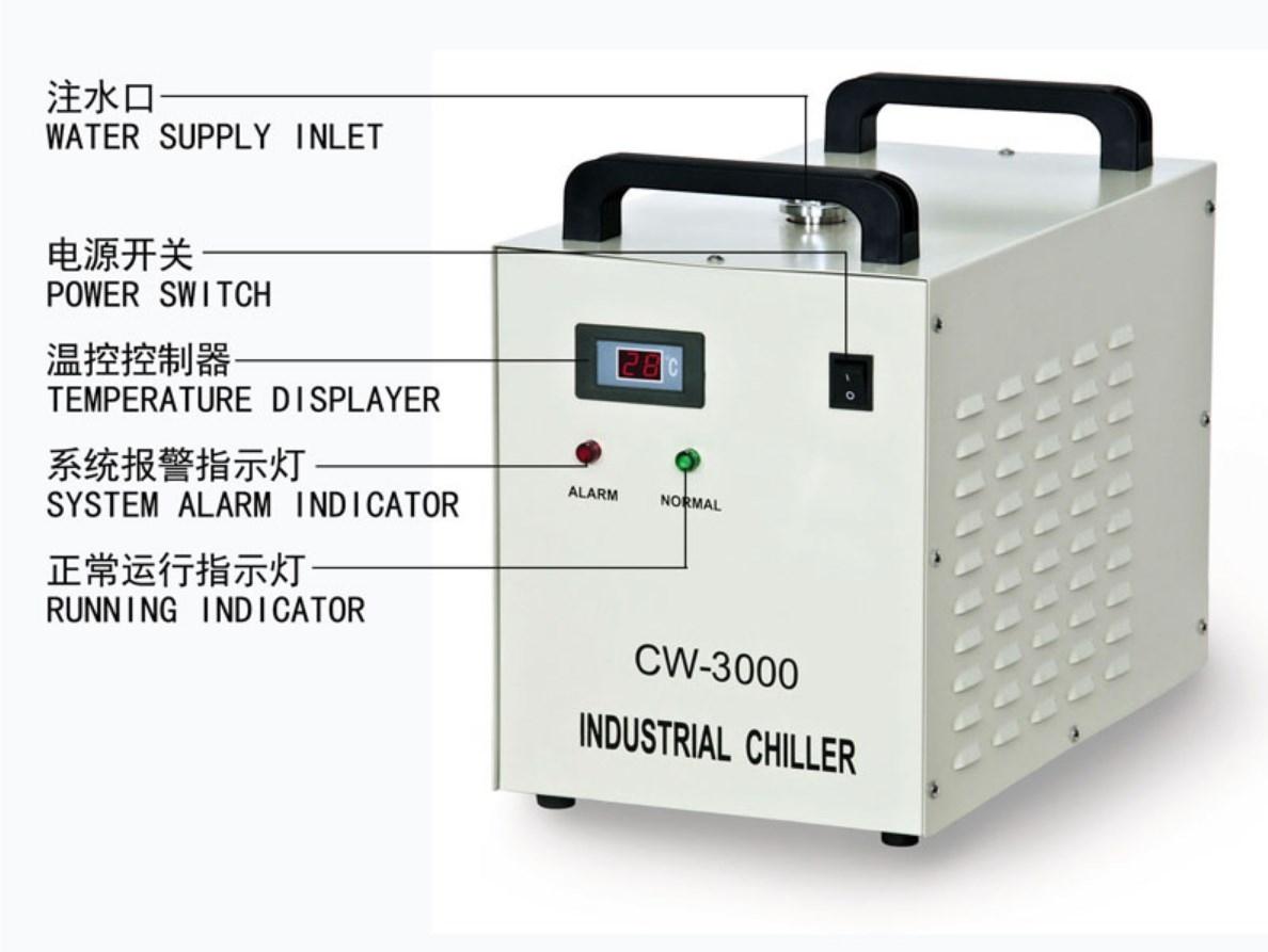 Чиллер CW-3000 (103-125) - 4