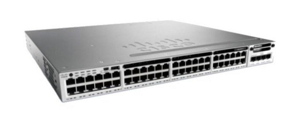 Коммутатор Cisco Catalyst C3850-48T-E (134-200) - 2