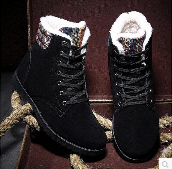 Зимняя обувь - 3