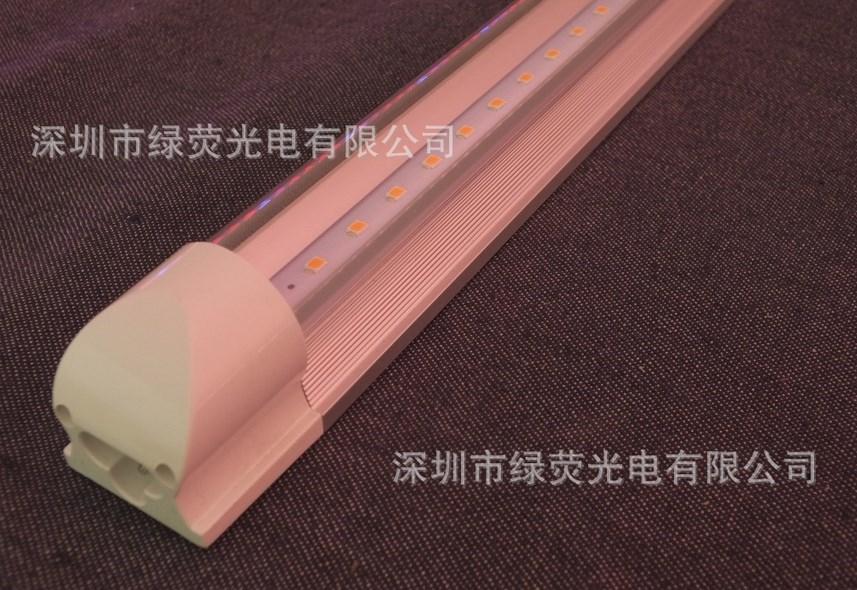 Светодиодная лампа для роста растений LED Lvyingguangdian T5-Т8-ZWD (112-111) - 6