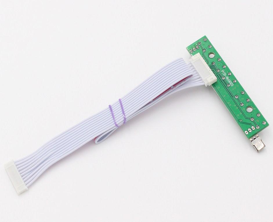 Плата управления кнопочной панелью для PCB800661 (133-103) - 1