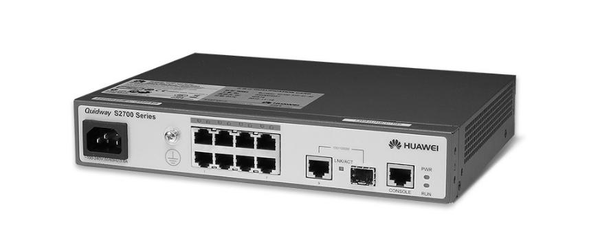 Коммутатор Huawei S2700-9TP-SI-AC (134-114) - 1