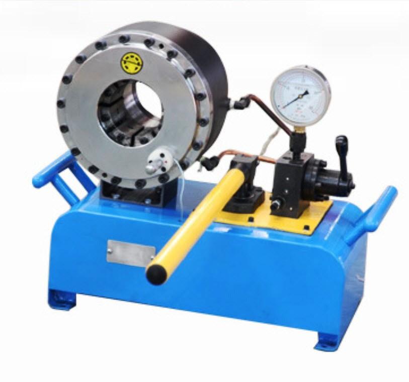 Ручной станок для обжима РВД JKS-200 (108-126) - 1