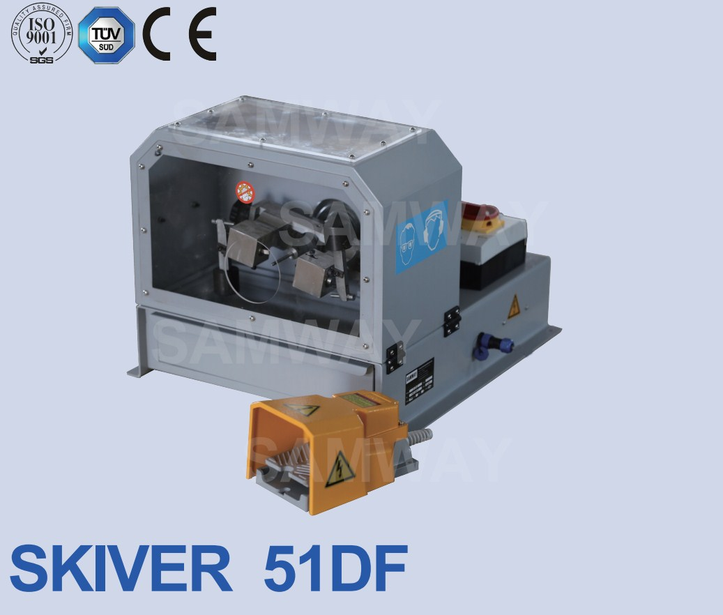 Окорочный станок для РВД SAMWAY SKIVER 51DF (108-144) - 1