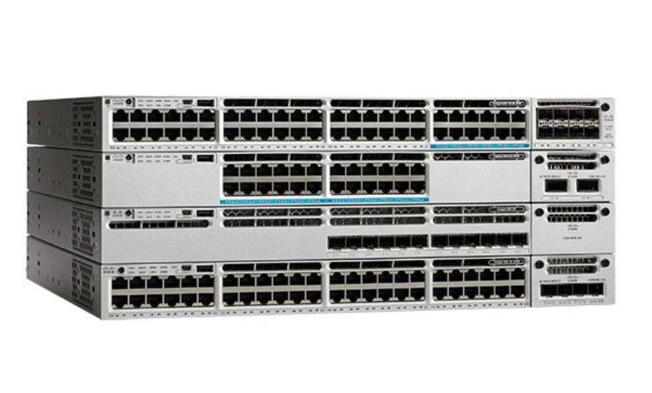 Коммутатор Cisco Catalyst C3850-48T-S (134-109) - 1