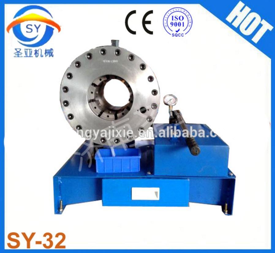 Ручной станок для обжима РВД SY-90S 32mm (108-127) - 2