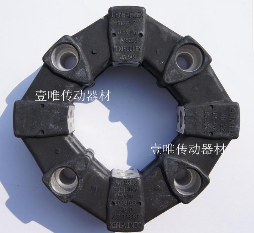 Эластичные муфты CENTAFLEX CF-A S0-S1-S2 (118-101) - 6