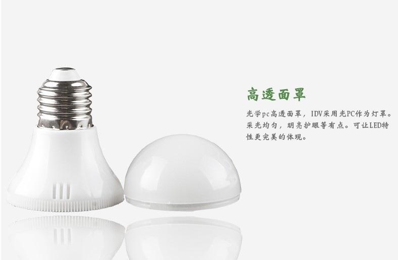 Светодиодные лампы LED-E14-E27 (101-205) - 2