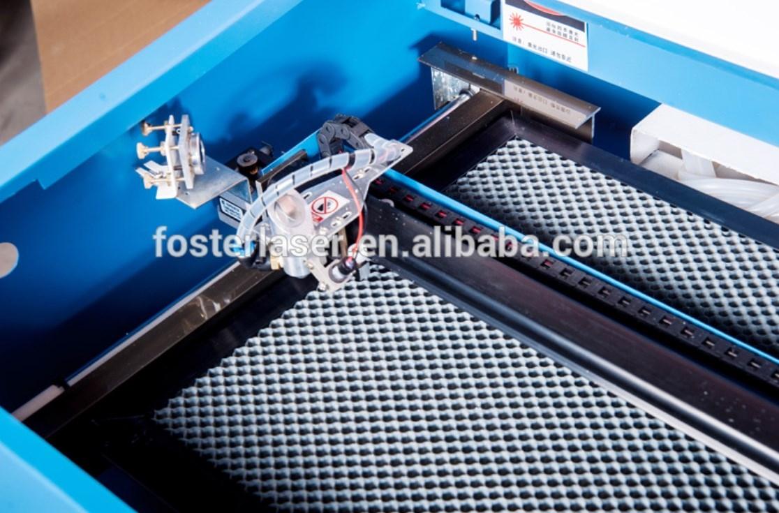 Лазерный гравировальный мини - станок FST-4030 (103-133) - 1