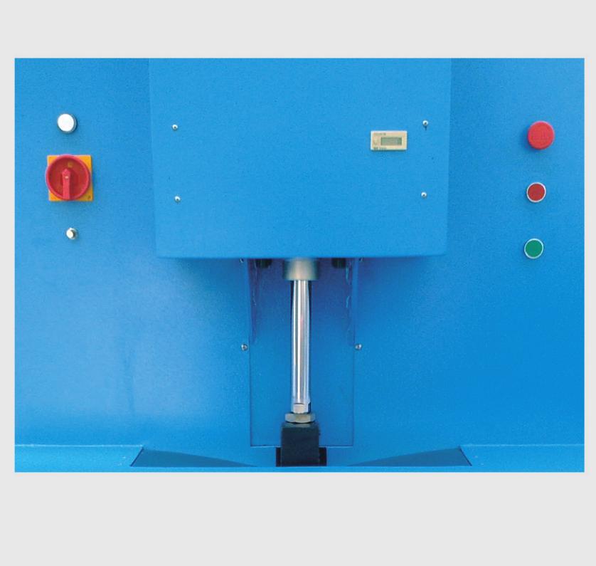 Окорочный станок для РВД NS-C30 (108-117) - 1