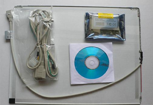 """Сенсорный экран 19"""" GreenTouch GT-SAW-19C-6FS, 4-6 мм ПАВ, USB (133-119) - 5"""