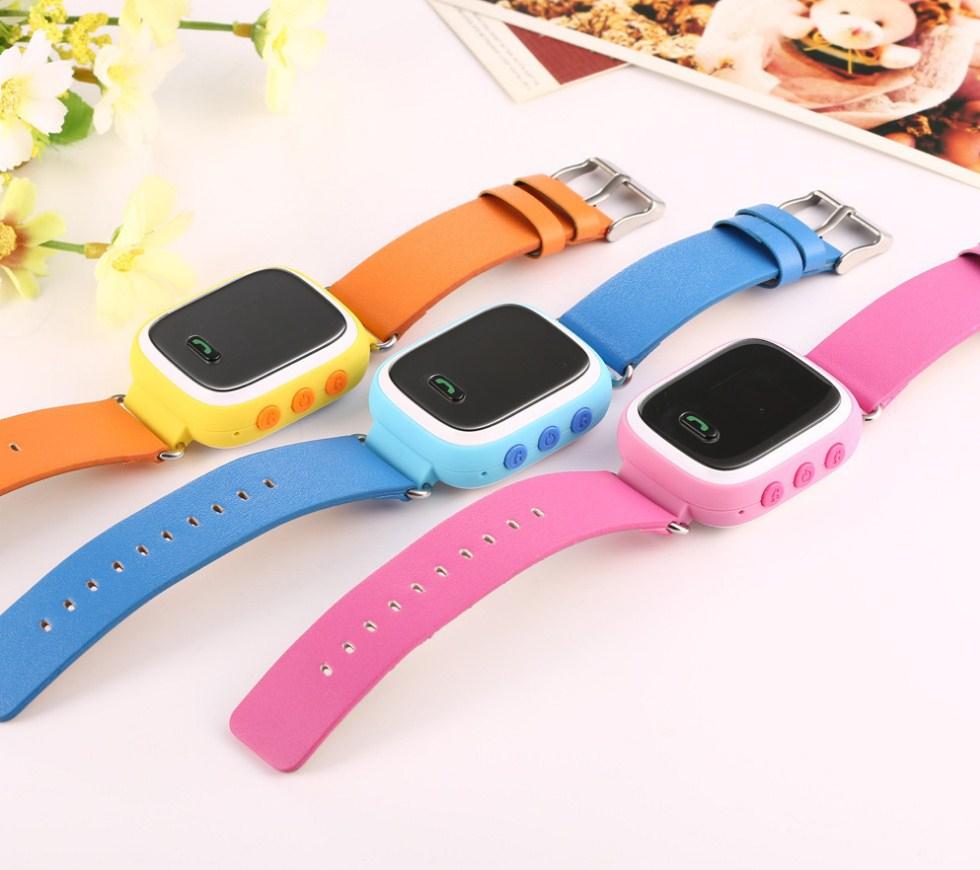 Детские смарт-часы GPS SH-01 (123-104) - 2