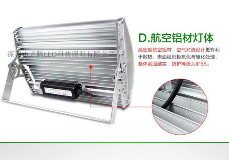 Промышленный светодиодный светильник LED 28W-196W (115-100) - 5